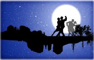 Moon Dance - Yin and Yang