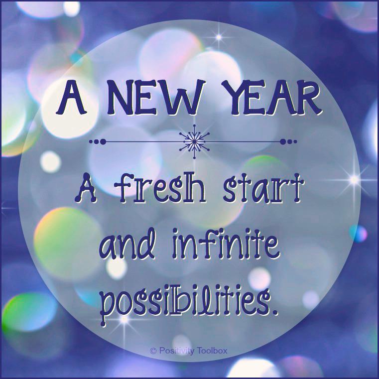 A New Year of New Beginnings - Moonlight Muse MediaMoonlight Muse Media