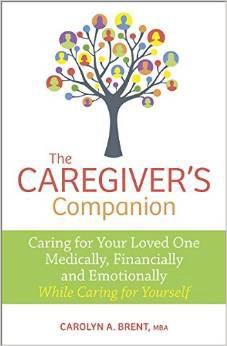 Caregiver Companion - Book
